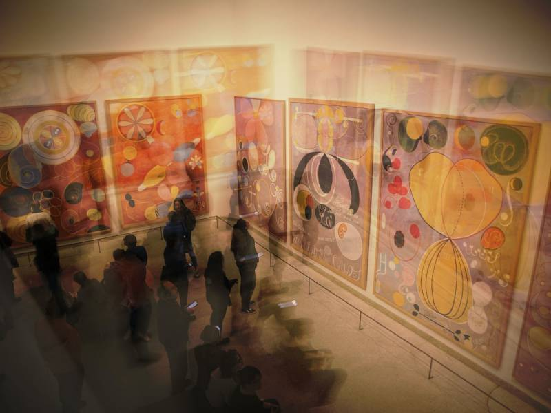 What is Art? Art Gallery Rituals and The Importance of Art in Social Life.