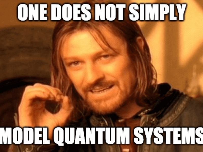 Three Memes And A Quantum Computer —  Or Why Do Theoretical Condensed Matter Physics